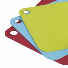 Joseph Joseph Pop Set Of 3 Chopping Mats - Multi