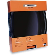 Le Creuset Roaster and Oven Tray Set