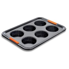 Le Creuset 6 Cup Tart Tray