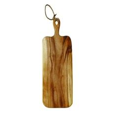 Murmur Acacia Wood Large Cutting Board Natural