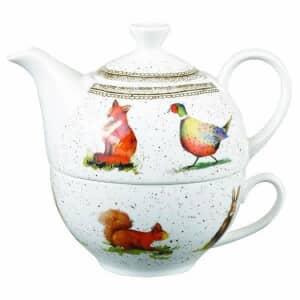 Churchill China Alex Clark Wildlife - Tea For One