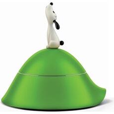 Alessi Lula Dog Bowl Green
