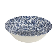 Queens Blue Story Apple Blossom Chelsea Oatmeal Bowl