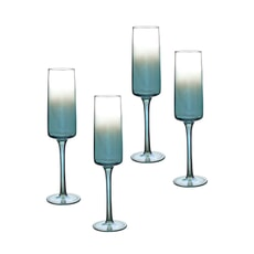 Portmeirion Atrium Champagne Flute Set Of 4