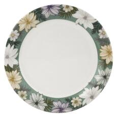 Portmeirion Atrium Floral Rimmed Platter