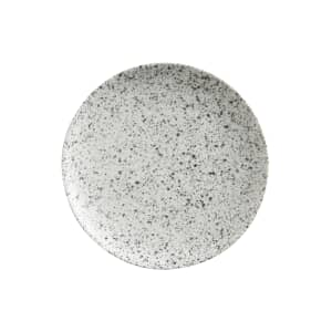Maxwell and Williams Caviar Speckle 15cm Coupe Plate