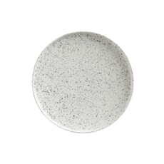 Maxwell and Williams Caviar Speckle 21cm High Rim Plate