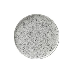 Maxwell and Williams Caviar Speckle 26.5cm High Rim Plate