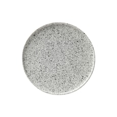 Maxwell and Williams Caviar Speckle 26.5cm High Rim Plate