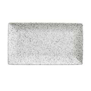 Maxwell and Williams Caviar Speckle 34.5cm Rectangle Platter