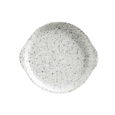 Maxwell and Williams Caviar Speckle 15.5cm Plate With Handle