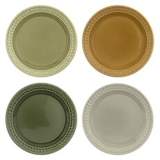 Botanic Garden Harmony Side Plates Set Of 4