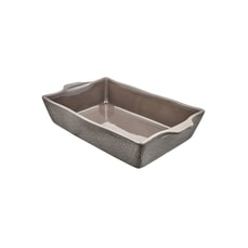 Murmur Stoneware Small Baking Dish Dark Grey