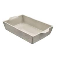Murmur Stoneware Large Baker Grey