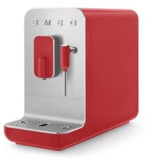 Smeg Bean To Cup Coffee Machine Matte Red