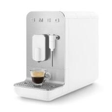Smeg Bean To Cup Coffee Machine Matte White