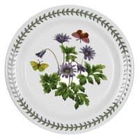 Portmeirion Botanic Garden - Bread And Butter Plate Windflower
