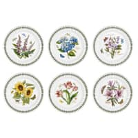 Portmeirion Botanic Garden - Dinner Plates Set Of 6
