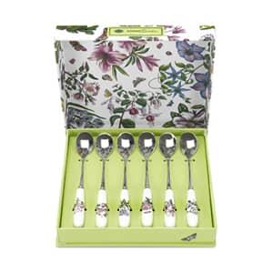 Portmeirion Botanic Garden - Tea Spoon Set 6