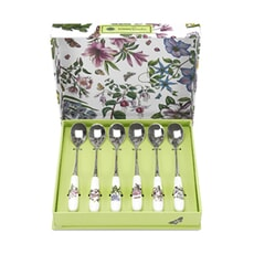 Portmeirion Botanic Garden - Tea Spoon Set 6