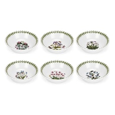 Portmeirion Botanic Garden - Mini Bowls Set Of 6