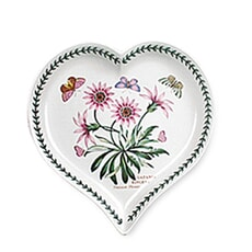 Portmeirion Botanic Garden - Heart Dish