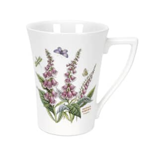 Portmeirion Botanic Garden - Mandarin Mug Set of 6