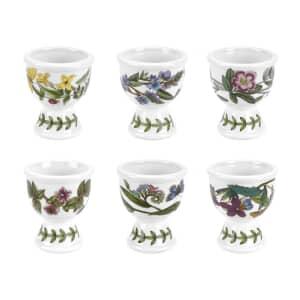 Portmeirion Botanic Garden - Egg Cup Set Of 6