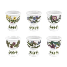 Portmeirion Botanic Garden - Egg Cup Set Of 6