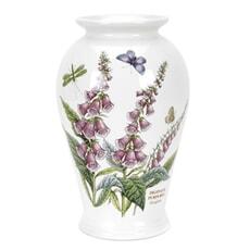 Portmeirion Botanic Garden - Canton Vase 8inch