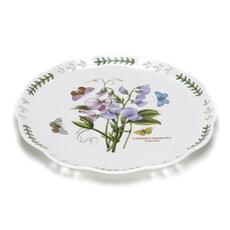 Portmeirion Botanic Garden - Presention Pierced Cake Plate
