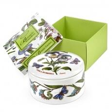 Portmeirion Botanic Garden - Round Trinket Box