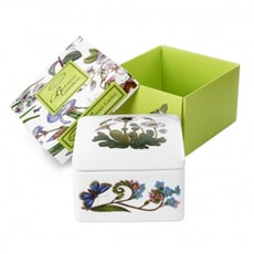 Portmeirion Botanic Garden - Square Trinket Box