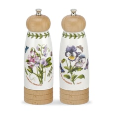 Portmeirion Botanic Garden - Salt and Pepper Mills