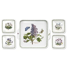 Portmeirion Botanic Garden - 5 Piece Accent Bowl Set