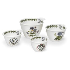 Portmeirion Botanic Garden - Measuring Cups Set Of 4