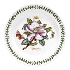 Portmeirion Botanic Garden - 10inch Dinner Plate Magnolia Motif