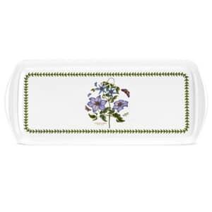 Portmeirion Botanic Garden - Sandwich Tray Clematis