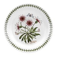 Portmeirion Botanic Garden - Dessert Plate Treasure Flower