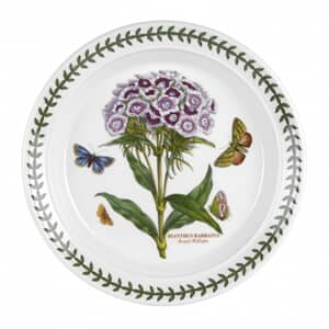 Portmeirion Botanic Garden - 8inch Dessert Plate Sweet William Motif