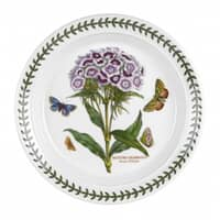 Portmeirion Botanic Garden - 8inch Dessert Plate Sweet William Motif