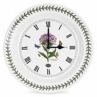Portmeirion Botanic Garden - Wall Clock Sweet William
