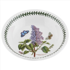 Portmeirion Botanic Garden - Pasta Bowl With Lilac Motif