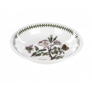 Portmeirion Botanic Garden - Pasta Bowl With Dog Rose Motif