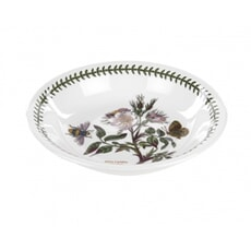 Portmeirion Botanic Garden - Pasta Bowl With Dog Rose Motif