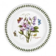 Portmeirion Botanic Garden - 10inch Dinner Plate Sweet Pea Motif