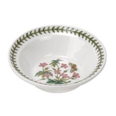 Portmeirion Botanic Garden - Oatmeal Bowl Herb Robert Motif