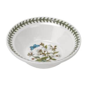 Portmeirion Botanic Garden - Oatmeal Bowl White Campion Motif