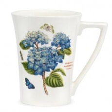 Portmeirion Botanic Garden - Mandarin Mug Hydrangea Motif