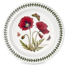Portmeirion Botanic Garden - 10inch Dinner Plate Poppy